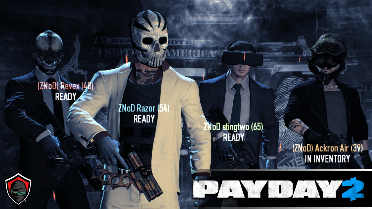 znod on payday 2